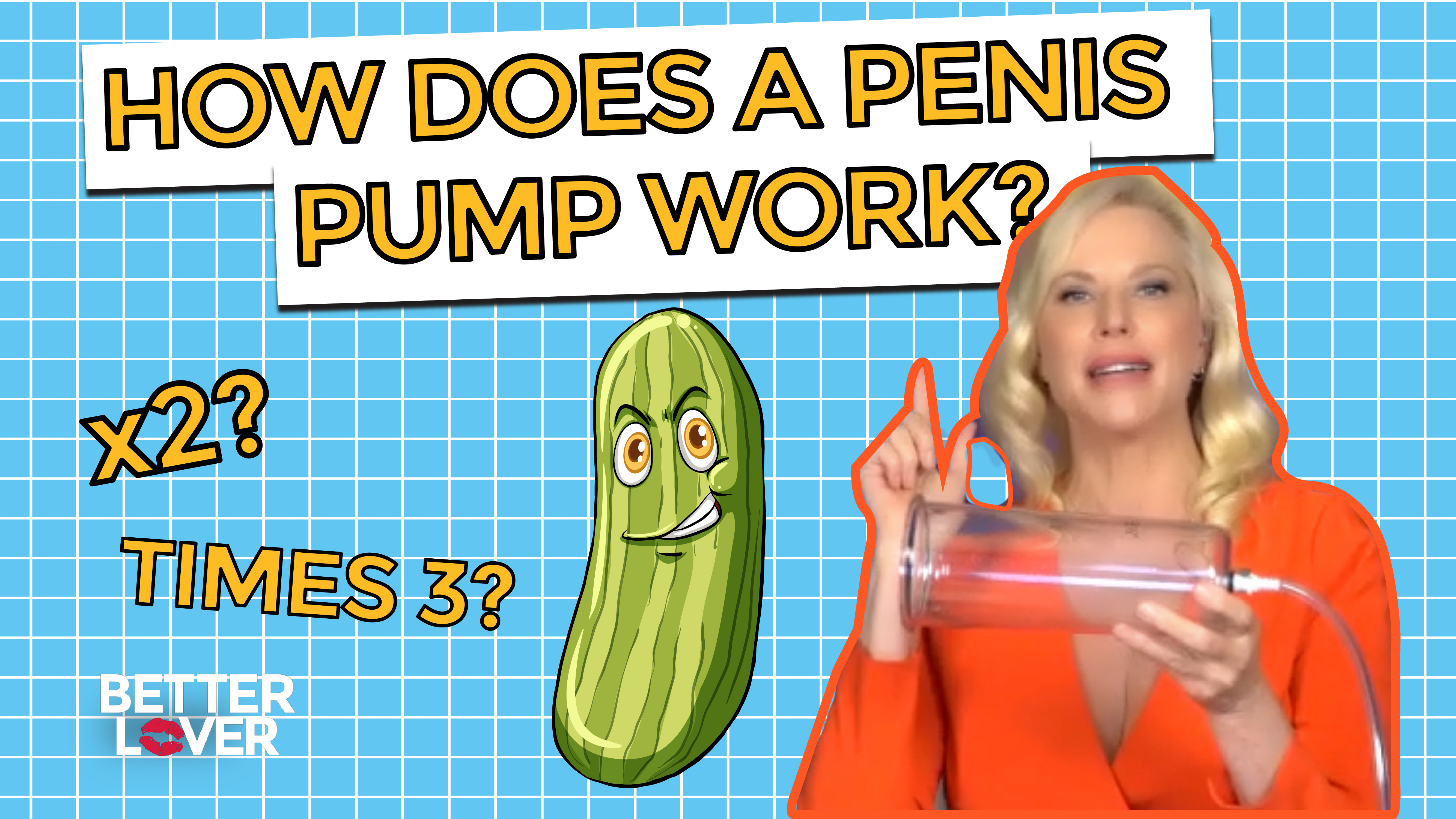 Penis the to how pump ▷ My
